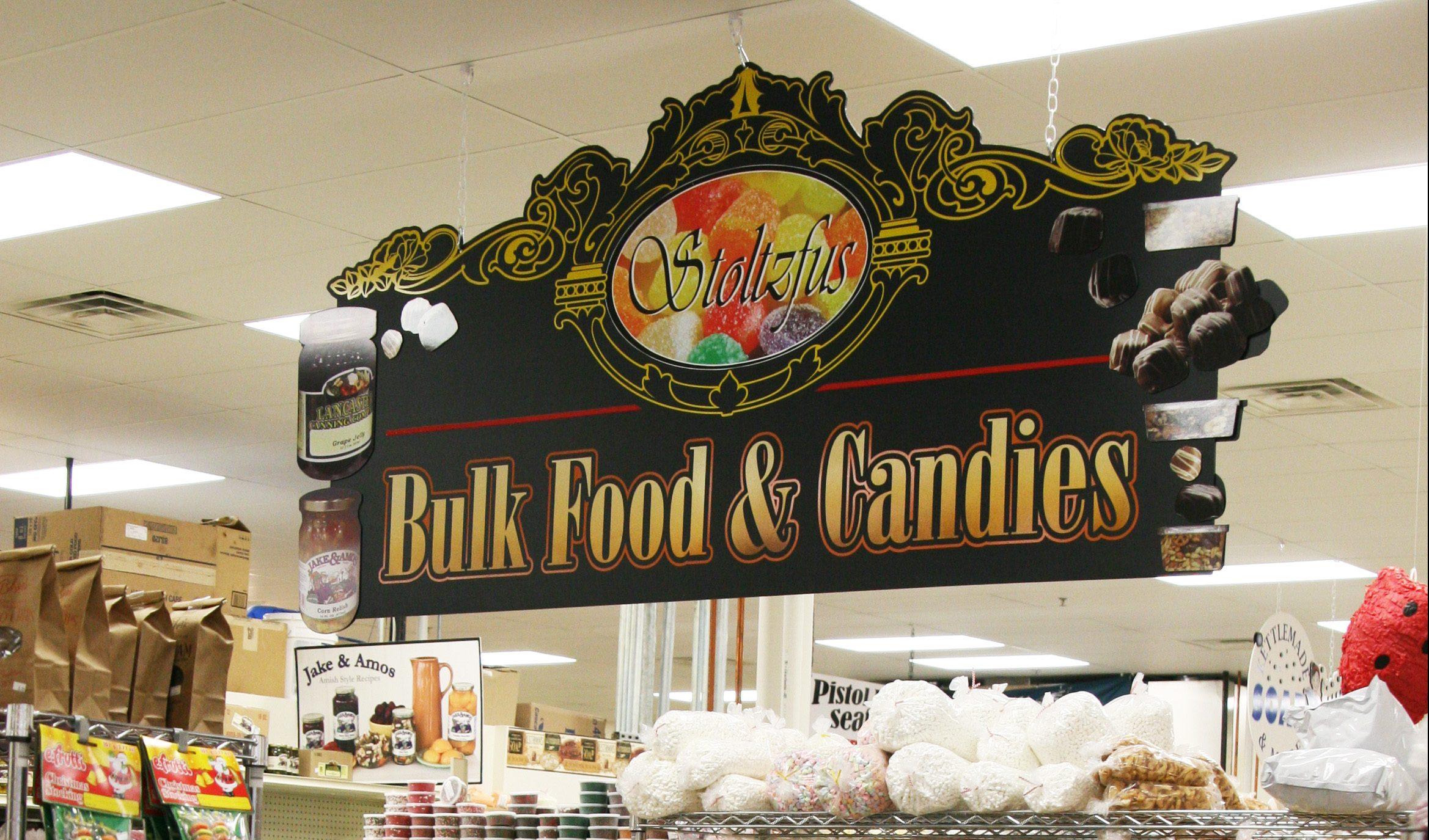 Bulk Foods 1 Bristol Amish Market