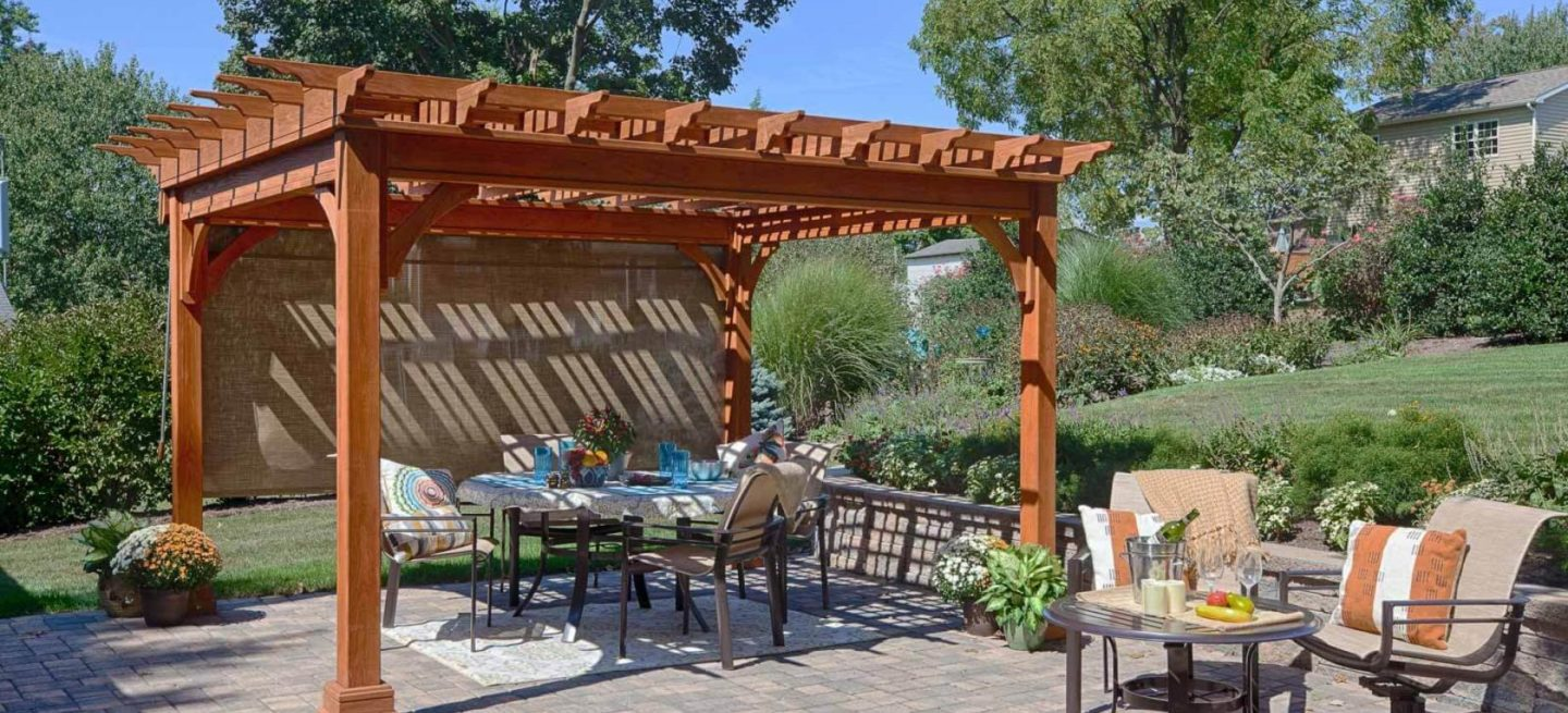 12x12-traditional-wood-pergola-in-canyon-brown-stain
